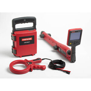 Amprobe Uat 620 Underground Utilities Locator Kit With Signal Clamp