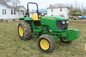 2011 John Deer 5075 75 Horsepower 3000 Hrs Tractor Is In Top Running Condition