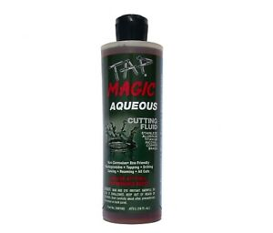 Tap Magic Aqueous Formula Cutting Fluid 16 Oz Spout Top Bottle case Of 12