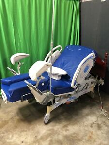 Hill rom Affinity Four Hospital Birthing Delivery Bed Model P3700
