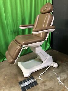 Med resource Power Procedure Chair W Swivel Or Plastic Surgery Surgical Dental