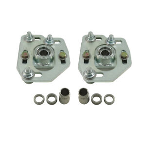 90 93 Ford Mustang Steel Caster Camber Plates Upr
