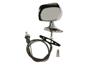 Pg Classic Amc 234lhcr 1970 74 Amc Lh Chrome Remote Rearview Mirror