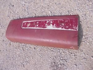 International 300 350 Utility Tractor Orignal Ih Front R Hood Cover Panel Engine
