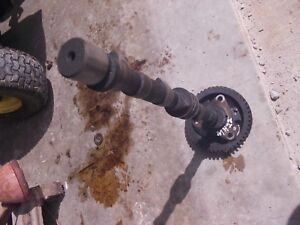 Massey Harris 22 Tractor Mh Engine Motor Camshaft Cam Shaft Drive Gear