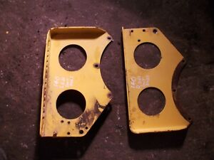 International 140 Tractor Original Seat Base Mounting Bracket Brackets