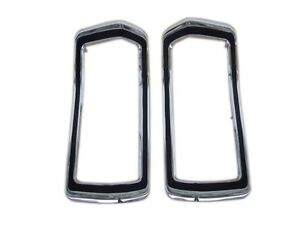 Pg Classic 309 72tb Mopar 1972 74 Plymouth Duster Taillight Bezels