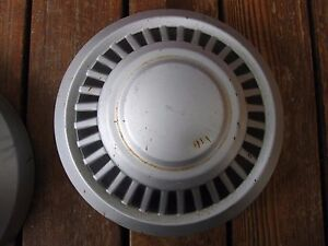 Mopar Dodge Chrysler Plymouth 12 Dog Dish Hubcap Hub Cap