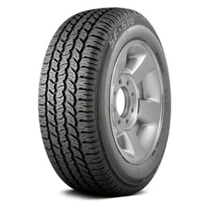 Starfire Set Of 4 Tires P235 70r16 S Sf 510 All Season Truck Suv