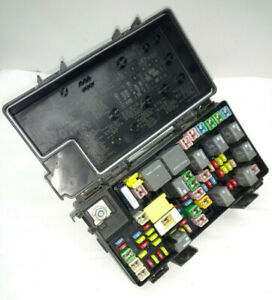 2011 Jeep Liberty Dodge Nitro Fuse Box Totally Integrated Power Module Tipm