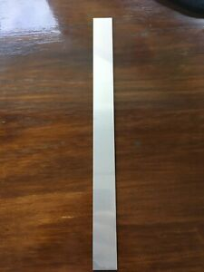 3 16 Stainless Steel Plate 3 16 X 1 2 X 12 304 Ss