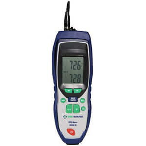 Digi sense 20250 95 Single input Rtd Thermometer With Nist Calibration