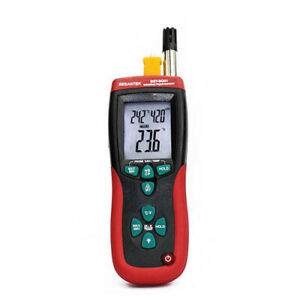 Besantek Bst sq01 Psychrometer With Infrared Thermometer