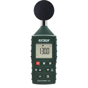Extech Sl510 High accuracy Sound Level Meter With A C Weighting