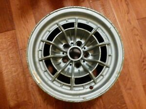 Ferrari 246 Dino Campagnolo Chairs And Flares Wheel 7 5x14 Fiat Excellent Cond