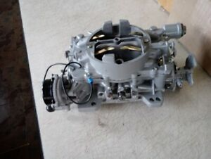 Pontiac 50s To 60s Afb Carter Rebuilt Carburetor With Electric Choke