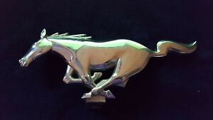 Ford Mustang Oem Hood Ornament