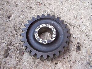 Cockshutt 30 Tractor Cs30 Cs 30 Rear Housing Transmission Drive Gear