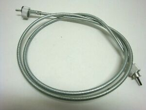 Replacement Tachometer Cable 56 Steel Will Fit John Deere 420 430 440 8440 8640