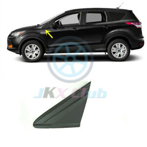 For Ford Escape 2013 2019 Lh Driver Fender Rearview J Triangle Molding Cover Oem