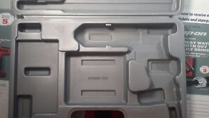 Blue Point Tools 3 8 Air Drill At803ak Empty Case Only