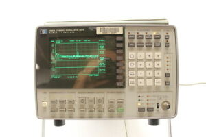 Hp 3561a Dynamic Signal Analyzer