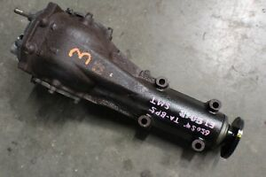 Jdm Subaru Wrx Impreza Sti Turbo Differential Fd 4 44 Final Drive Diff Used