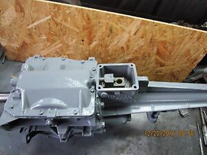 Chevy S10 T5 Rebuilt 5 Speed Has The 14 Deeper Cut Splines Borg Warner Trans Nwc