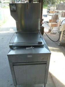 Used Avalon Donut Fryer Model Adf 26 g Natural Gas