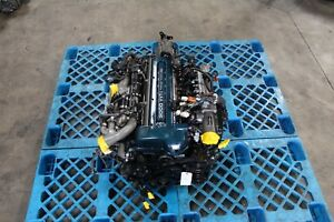 Jdm Used Toyota 2jz gte Vvti Twin Turbo 3 0l Inline 6 Motor Aristo Supra Engines