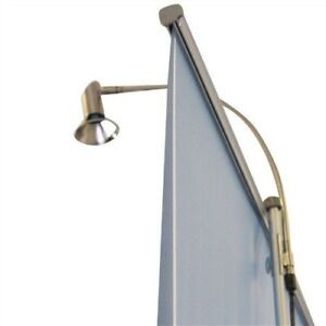 Tsj Lumina Banner Stand Trade Show Light Fixture