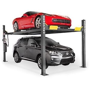 Bendpak Hd 9xw Wide Tall 4 Post Lift
