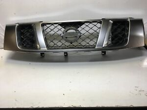 2004 2007 Nissan Armada Titan Front Grille Grill Oem 2005 2006
