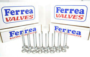 Ferrea 5000 Series Valves 1 71 Exh 2 25 Int 11 32 Ford Boss 302 351c 429 460