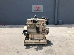 Reman 2006 Cummins Isl 280 Diesel Engine Serial 60320222 Cm850