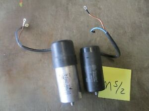Used 2 Ducati Motor Starters For Ultra 2 Bunn o matic Frozen Drink Machine
