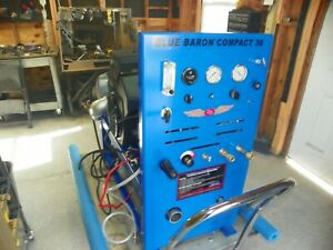 Blue Baron Compact 36 Truck Mount Tile Carpet Cleaning Machine new Features
