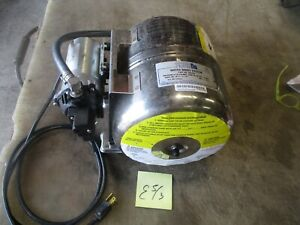 Used Shurflo Water Booster System Pn 804 023 Pump Works Soda Fountain Part B