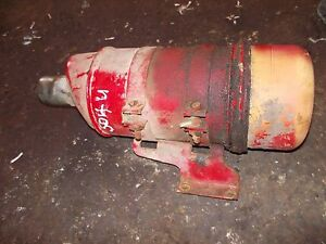 International 504 Utility Ih Tractor Oil Bath Precleaner Assembly