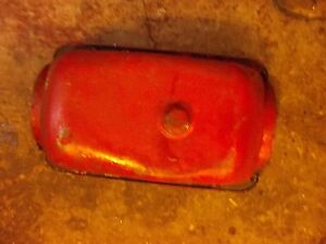 Massey Harris 22 Tractor Original Mh Engine Motor Oil Pan Drain Plug