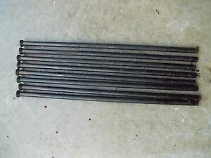 8 Massey Harris 33 Tractor Engine Motor Push Rod Rods