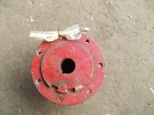1 Massey Harris 22 Tractor Original Mh Rear Axle Hub W Wedge