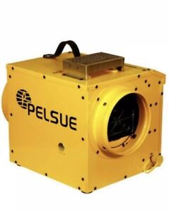 Pelsue Model 1690d Inline Heater 120 V a c 60 Hz 3 5 Amps Brand New