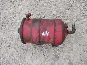 Massey Harris 44 Tractor Mh Oil Canister Holder
