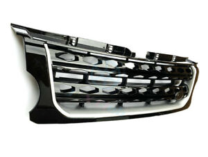 For Land Rover Discovery Lr4 2014 16 Black Main Body Front Grille Replace Trim J
