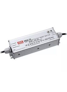Mean Well Cen 75 24 Ac dc Power Supply Single out 24v 3 15a 75 6w Us Authorized