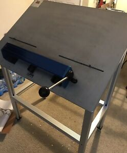 Ternes Register System With Stand printing Plate Punch Received Ok For Offers