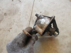 Oliver 88 Tractor Gas Engine Motor Governor Assembly Case