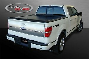Truck Covers Usa American Roll Bed Cover 2015 2019 Ford F 150 6 6 Bed Cr101 a