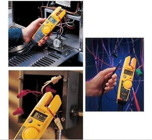 Fluke T5 1000 1000 Voltage Current Electrical Tester